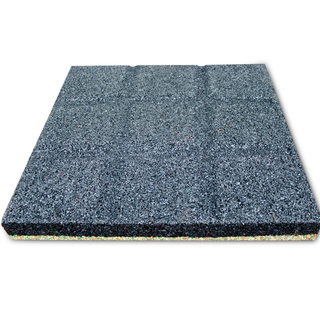 Molded Rubber floor mat