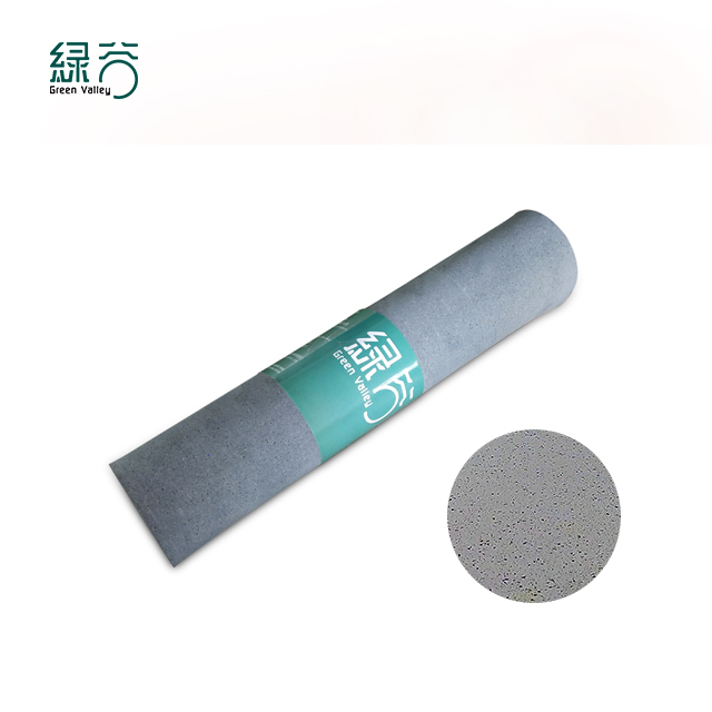 Dotted rubber roll for gym